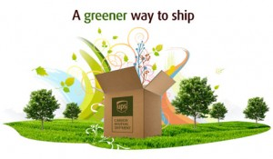 UPS carbon neutral shipping