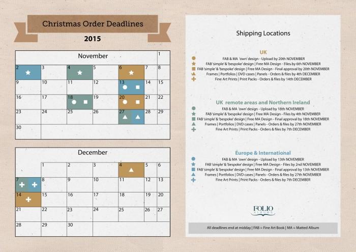 Order-deadlines-