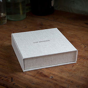Album Clamshell Boxes