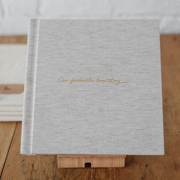 Fabric Fine Art Book