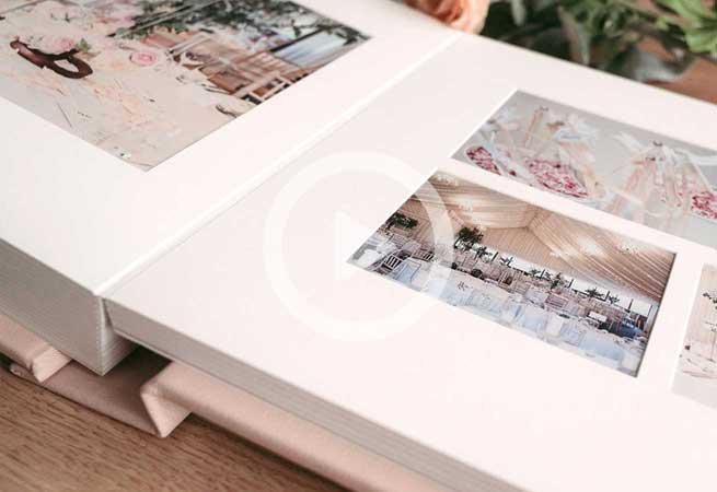 Professional Fine Art Albums For Photographers Folio Albums